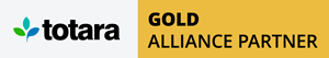 kamedia ist Gold-Partner von Totara in Deutschland