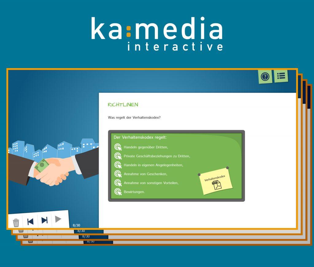 ka:media generiert digitale Lerninhalte für jeden Anwendungszweck